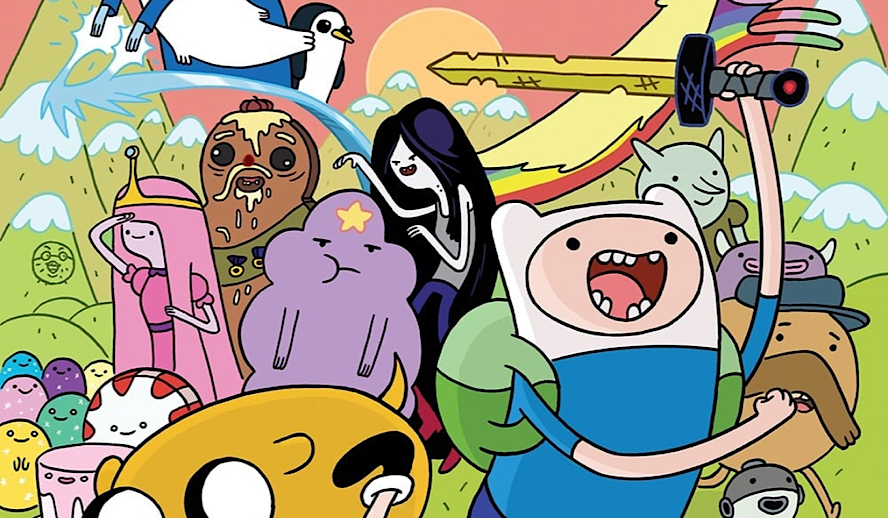 Hollywood Insider Adventure Time Review, Animation, LGBTQ, HBO MAX