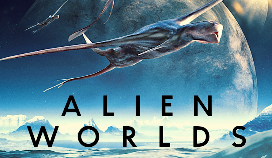 Hollywood Insider Alien Worlds Review, Netflix, Nature Documentary