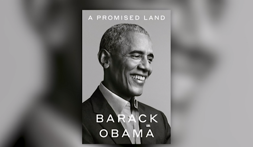 Hollywood Insider Barack Obama, A Promised Land, Review, President Memoirs