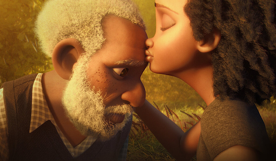 Netflix Releases Their Best Animated Short Yet with the Beautifully Emotional 'Canvas'