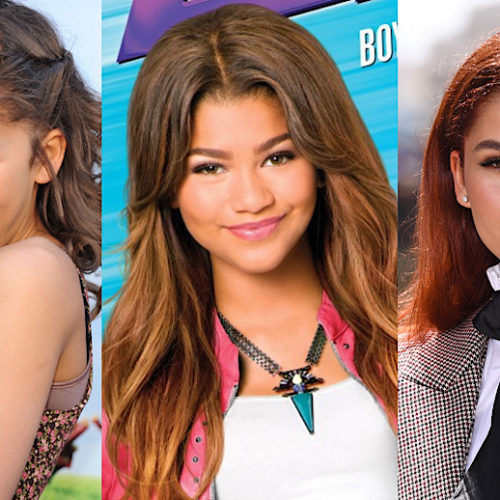 The Evolution of Zendaya: From Disney Actress to Emmy Award Winner and Leading Lady