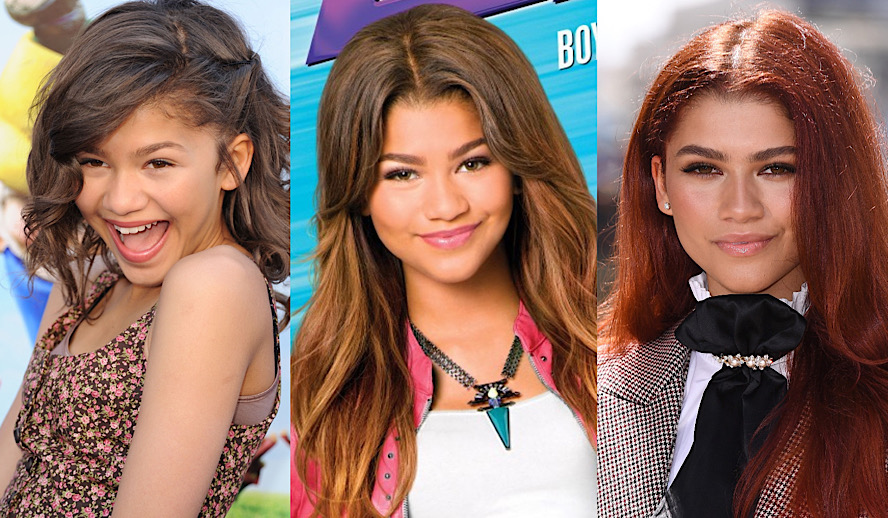 Hollywood Insider Evolution of Zendaya, Disney, Spider-Man, Euphoria