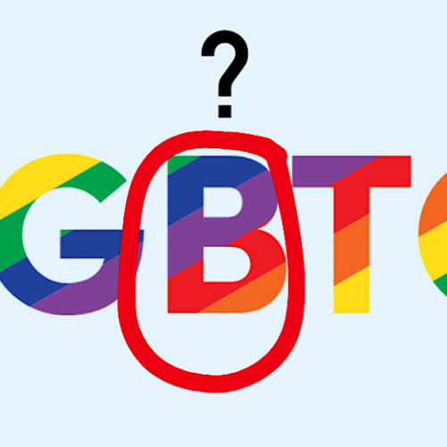 Bisexual Erasure: Where is the 'B' in LGBTQ?