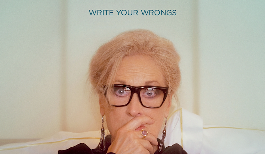 Hollywood Insider Let Them All Talk Review, Steven Soderbergh, Meryl Streep