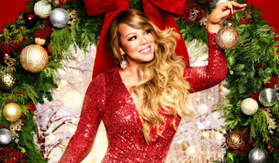 Hollywood Insider Mariah Carey Magical Christmas Special, Apple TV+