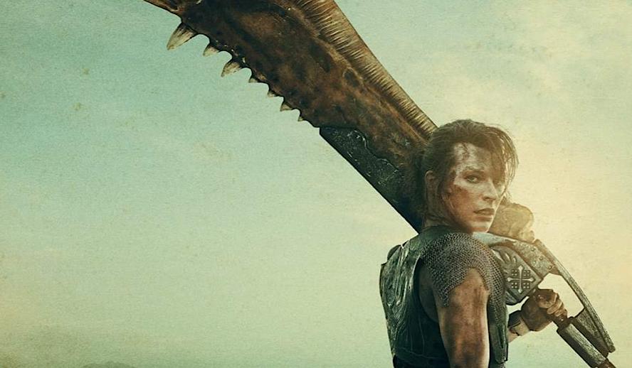 Hollywood Insider Monster Hunter, Milla Jovovich, Video Game Movies