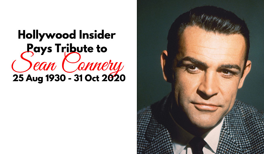 Hollywood Insider Sean Connery Tribute and Biography, James Bond 007 Franchise