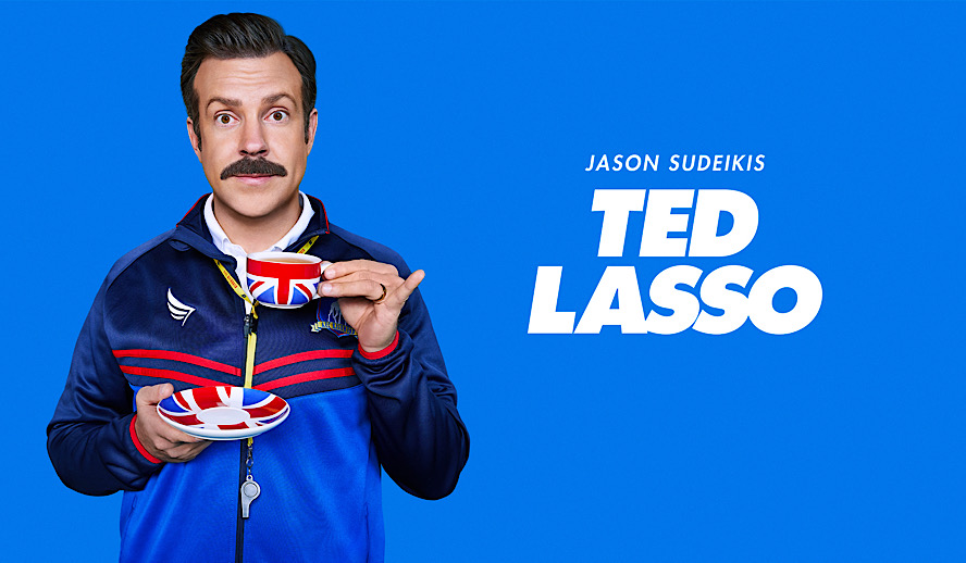 Hollywood Insider Ted Lasso Review Apple TV Plus, Jason Sudeikis