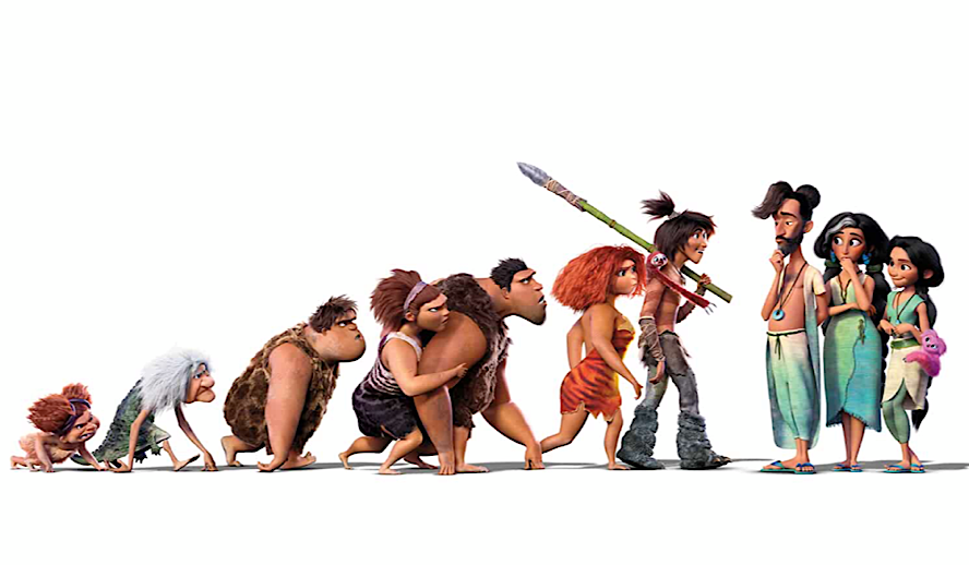 Hollywood Insider The Croods: A New Age Review, Sequel