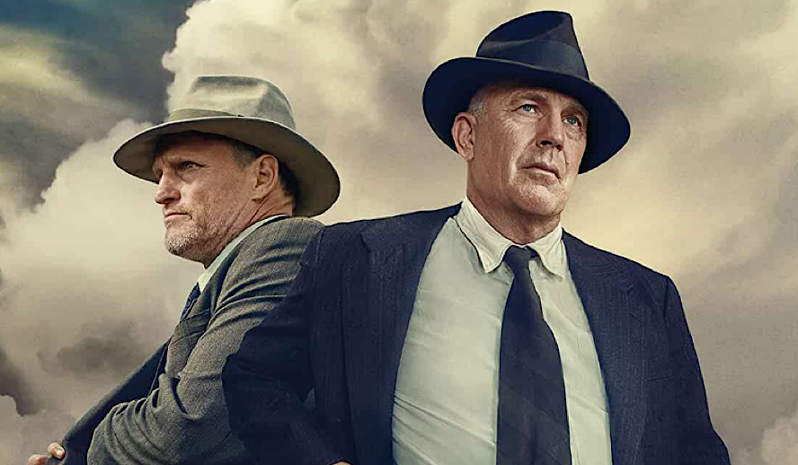 Hollywood Insider The Highwaymen Review, Kevin Costner, Woody Harrelson