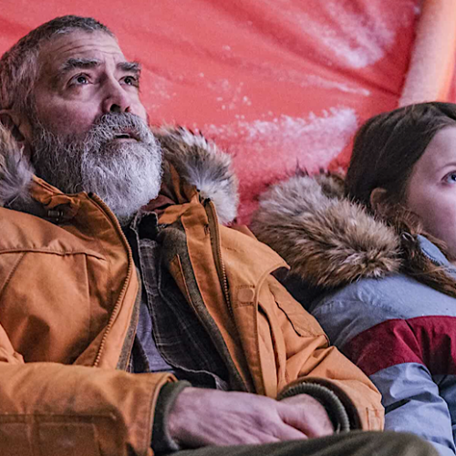 Oscar Buzz   George Clooney Returns With 'The Midnight Sky', A Poignant Post-Apocalyptic Sci-Fi Drama