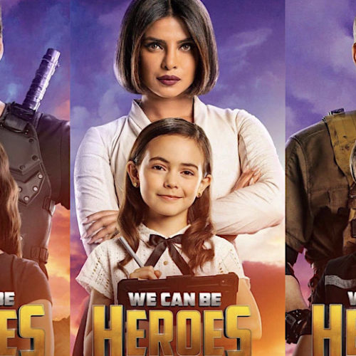Robert Rodriguez's 'We Can Be Heroes' with Priyanka Chopra Jonas & Pedro Pascal: An Endearing Kid-Friendly Superhero Adventure