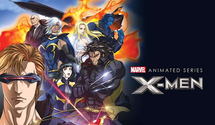Hollywood Insider X-MEN the Anime, Netflix, Review