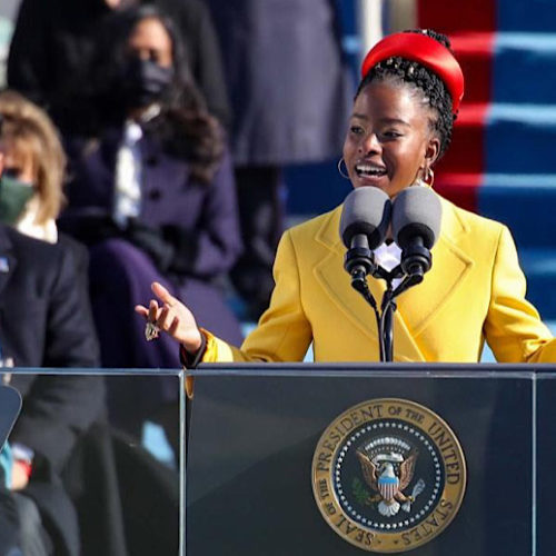Amanda Gorman: The Inaugural Poet Who Stole Our Hearts During President Joe Biden Inauguration