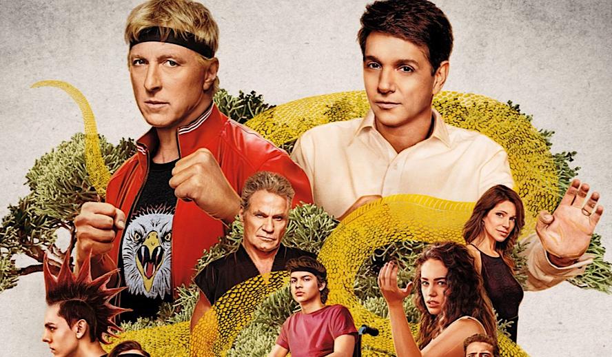 Hollywood Insider Cobra Kai Review, Season 3, Netflix