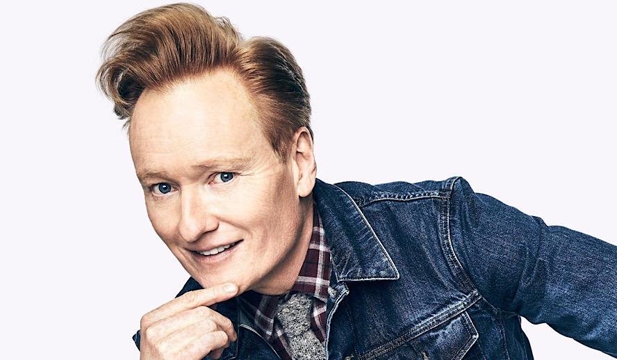 Hollywood Insider Conan TBS, Conan O'Brien, HBO Max