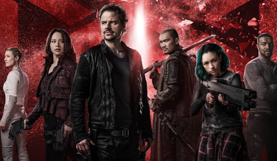Hollywood Insider Dark Matter Review, Netflix, Sci-Fi Shows