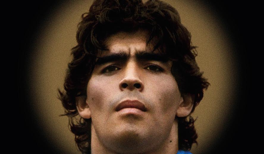 Hollywood Insider Diego Maradona Documentary Review