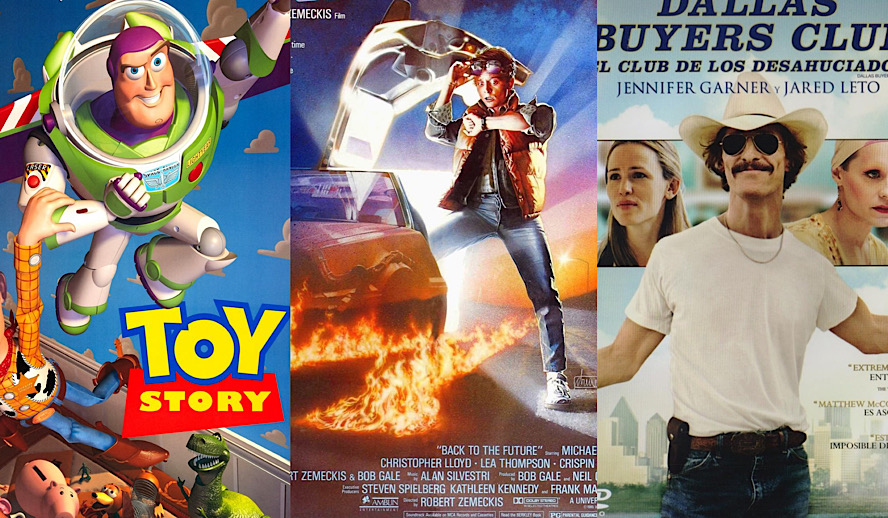 Famous Films That Almost Didn't Happen: 'Back to the Future', 'Toy Story' & More