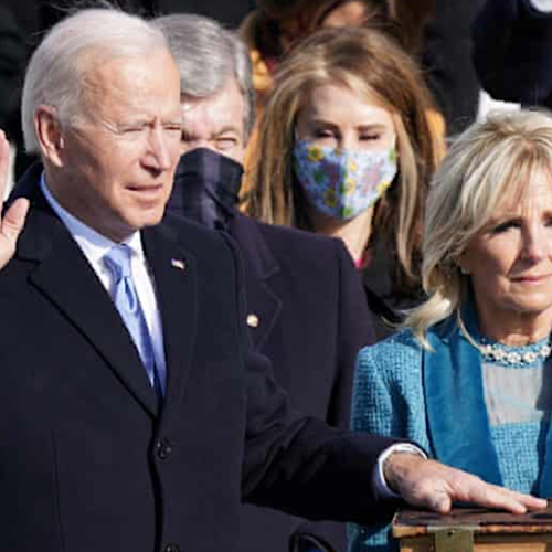 "A Complete Analysis of Inauguration Day 2021: President Joe Biden Calls for Unity - ""We Must End This Uncivil War!"""