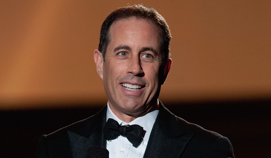 Hollywood Insider Jerry Seinfeld Tribute