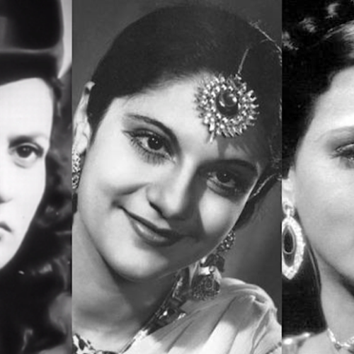 The Jewish Actresses Who Ruled as Bollywood Heroines in Secret, and Shaped the Largest Film Industry in the World