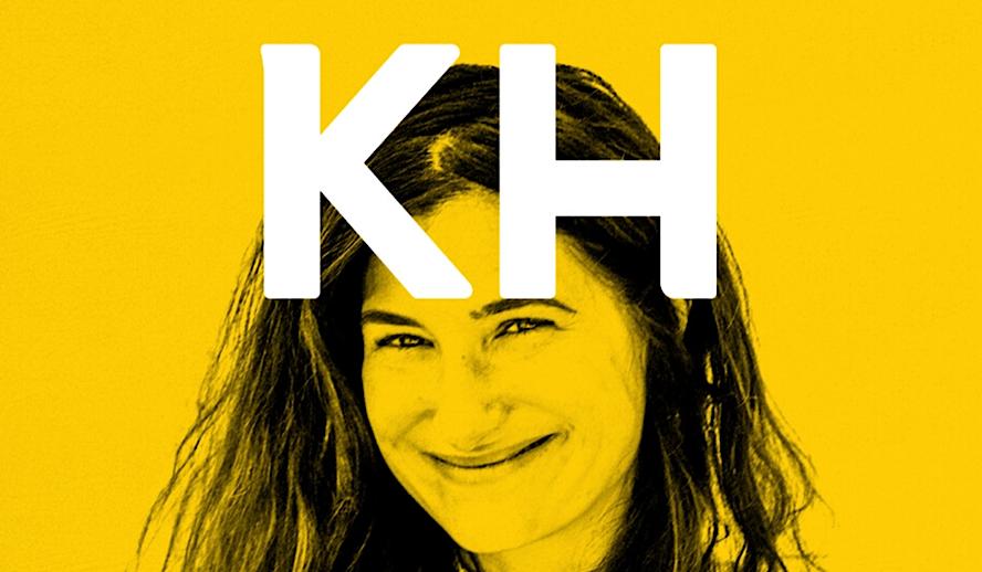 Hollywood Insider Kathryn Hahn, Funniest Woman in Hollywood