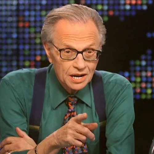 The Profound Legacy of Larry King: A Master Talk Show Host, Father and Conversation Connoisseur