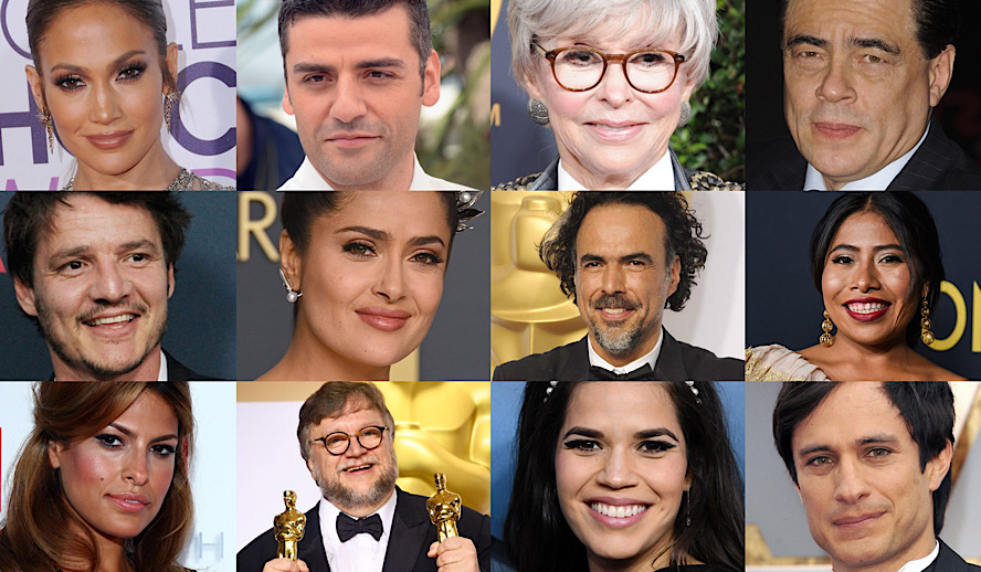 Hollywood Insider LatinX Representation Cinema Hollywood, Oscars, Movies, TV