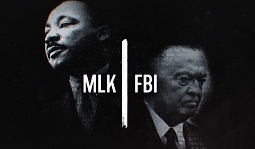 Hollywood Insider MLK/FBI Review, Martin Luther King Jr., J. Edgar Hoover