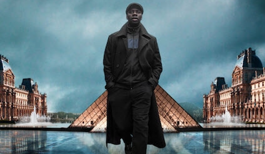 Hollywood Insider Netflix Lupin Review, French TV Series, Omar Sy