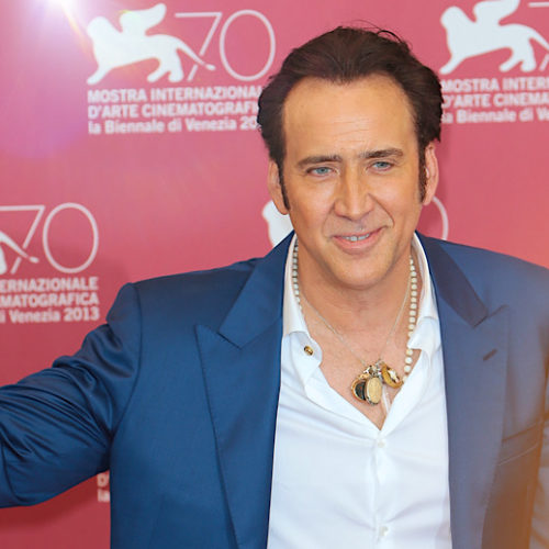 A Tribute to Nicolas Cage: The Rise, Journey & Latest 'Adaptation' of Our 'Kick-Ass' 'National Treasure'