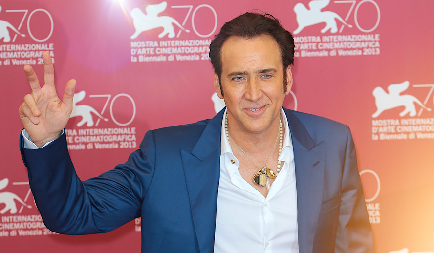 Hollywood Insider Nicolas Cage Tribute