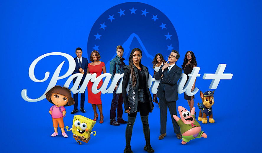 Hollywood Insider Paramount+ Streaming, CBS All Access