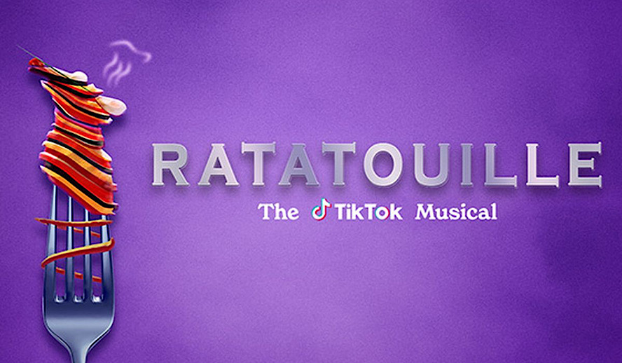 Hollywood Insider Ratatouille The Musical, Tiktok
