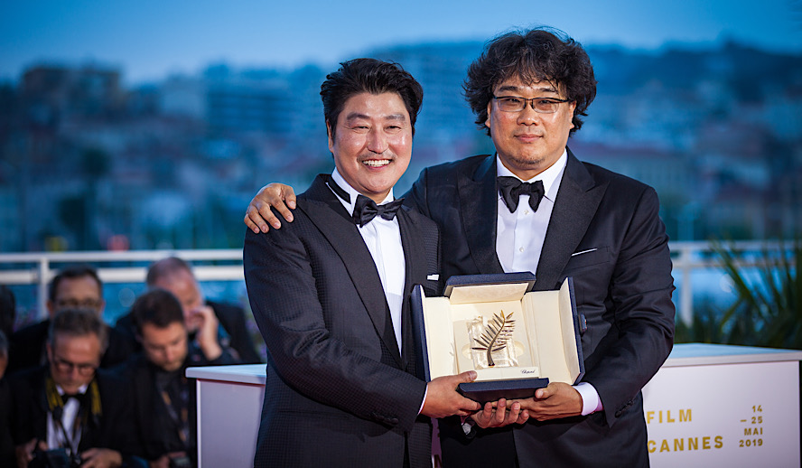 Hollywood Insider Rise of South Korean Cinema, Bong Joon Ho, Parasite, Kang-Ho Song, Palme d'Or Winner, Cannes Film Festival, Parasite
