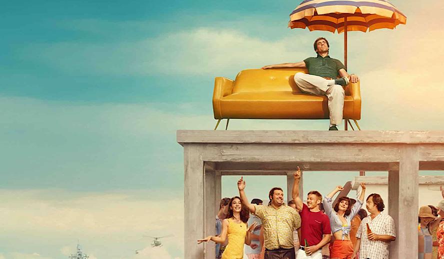 Hollywood Insider Rose Island Review, Netflix, Italian Movie