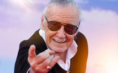 A Tribute to Stan Lee: The Man Who Invented The Great American Pantheon – Superheroes!