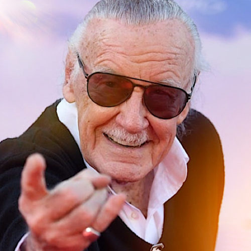 A Tribute to Stan Lee: The Man Who Invented The Great American Pantheon - Superheroes!