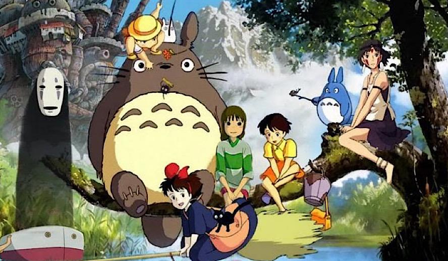 Hollywood Insider Studio Ghibli Movies, Cinema Masterpieces
