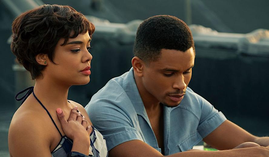 Hollywood Insider Sylvie's Love Review, Amazon Studios, Nnamdi Asomugha
