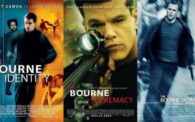 A Retrospective – Matt Damon's The Bourne Series: One of the Best Trilogies Ever