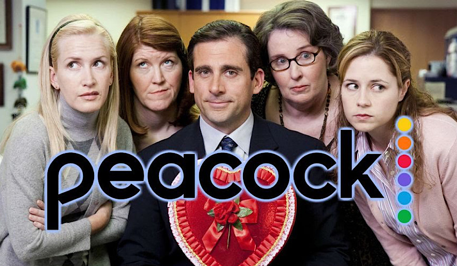 Hollywood Insider The Office on Peacock Streaming, Never Before Seen Footage