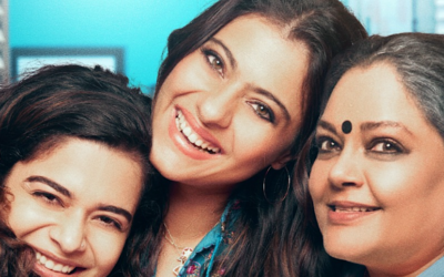 Bollywood Mega-Star Kajol's 'Tribhanga': What Happens when Society Isn't Ready for Progressive Feminism?