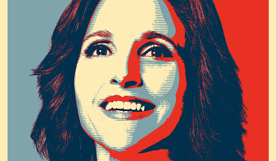 Hollywood Insider Veep Review, HBO, Politics, Madame Vice President