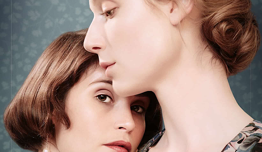 Hollywood Insider Vita & Virginia, Elizabeth Debicki, Gemma Arterton, Lesbian Love Story, LGBTQ Movies