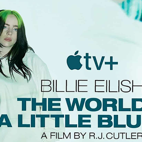 The Future of the Music Industry Revealed in 'Billie Eilish: The World's A Little Blurry'