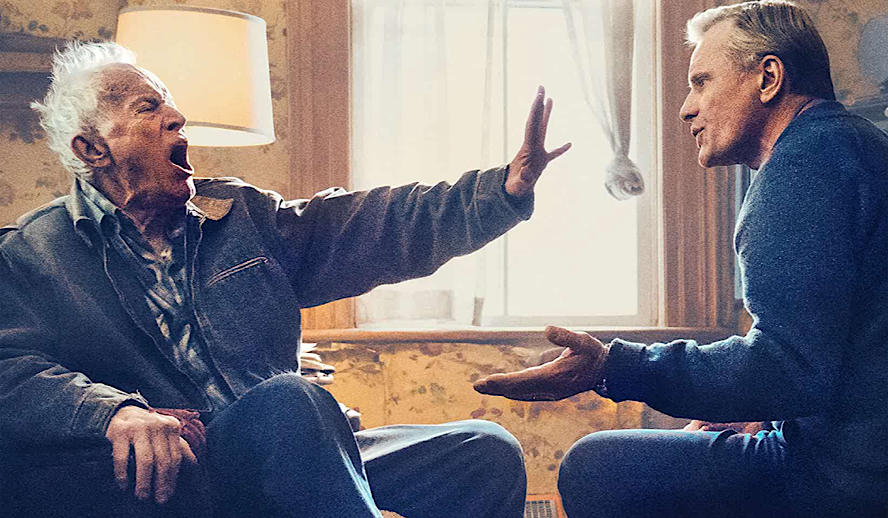 Hollywood Insider Falling Review, Gay Son, LGBTQ, Viggo Mortensen
