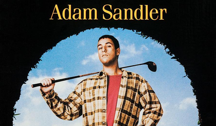Hollywood Insider Happy Gilmore Turns 25, Adam Sandler