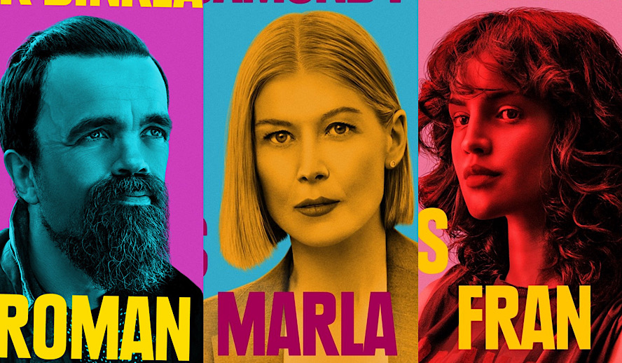 Hollywood Insider I Care A Lot Review, Netflix, Rosamund Pike